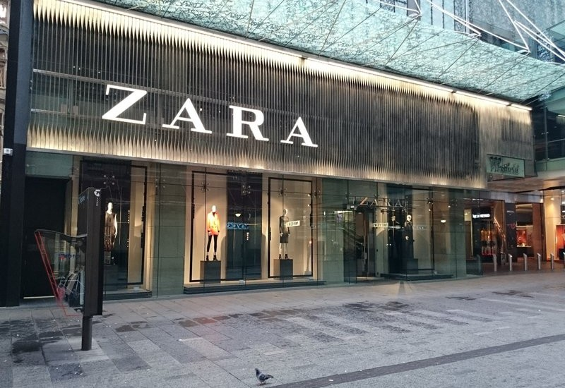 zara store - zara review menswear