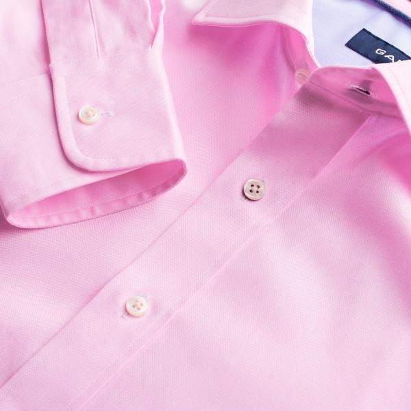 gant pink shirt