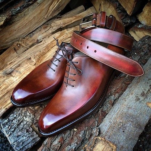 how to match your shoes and belt