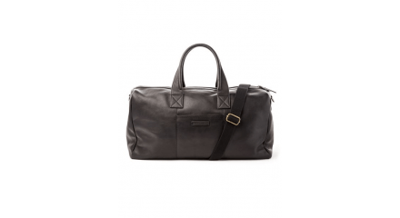 Alexandre Savile Row Alexandre Leather Holdall
