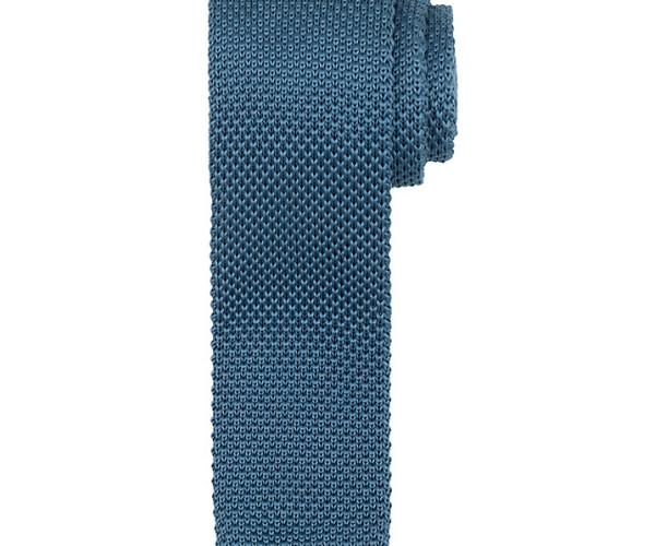 Kin by John Lewis Mercer Knitted Tie, seaform