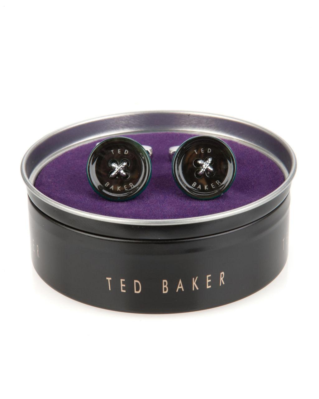 Ted Baker Buttin Cufflinks