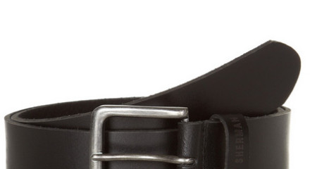 black denim belt 2