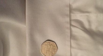 50p coins cufflinks 3
