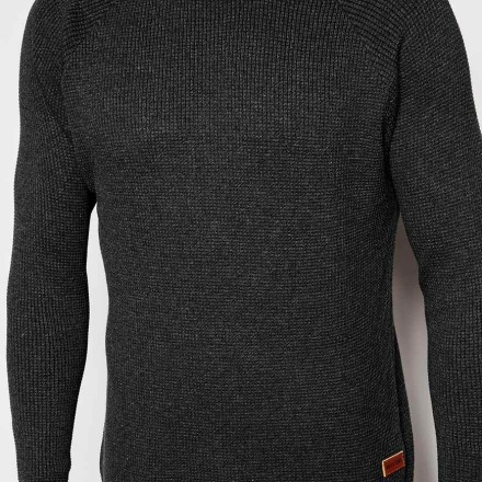 Only & Sons Knitted Waffle Jumper With Raglan Sleeves 3