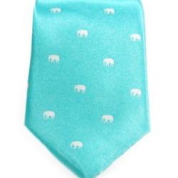 PETA Elephant Tie