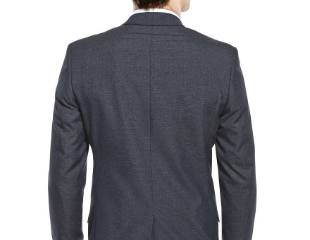 Blue Super Slim Fit Suit 4