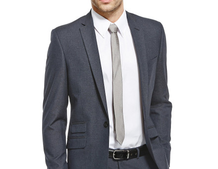 Blue Super Slim Fit Suit