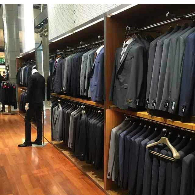 mens wardrobe suits