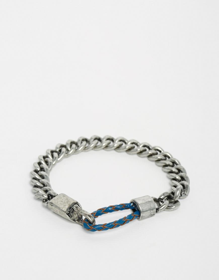 Designsix Chain Bracelet