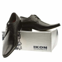 Ikon Black Stardust 2 Shoes 4