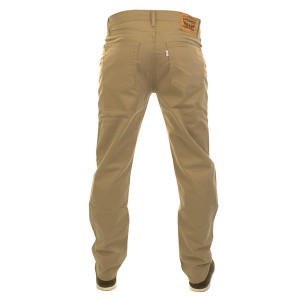 LEVIS 751 STANDARD FIT CHINO TROUSERS BEIGE