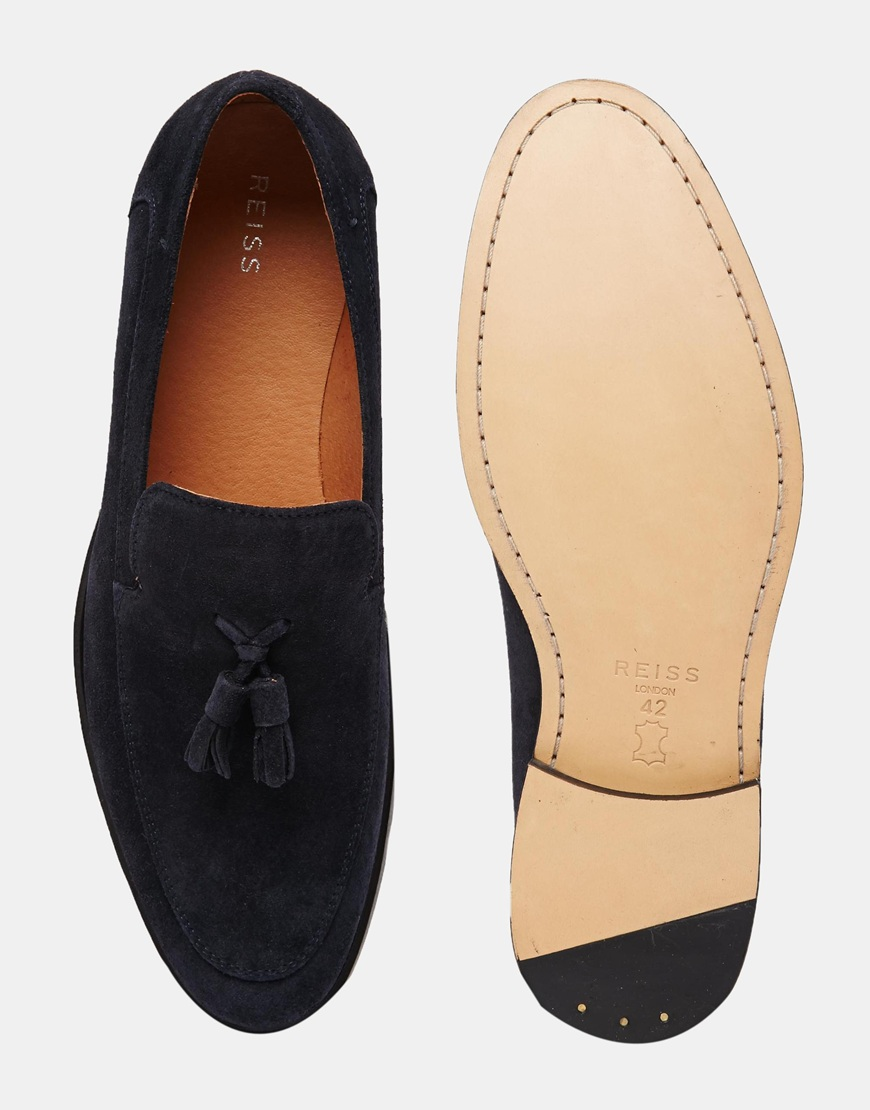 Reiss Tassel Loafers 3