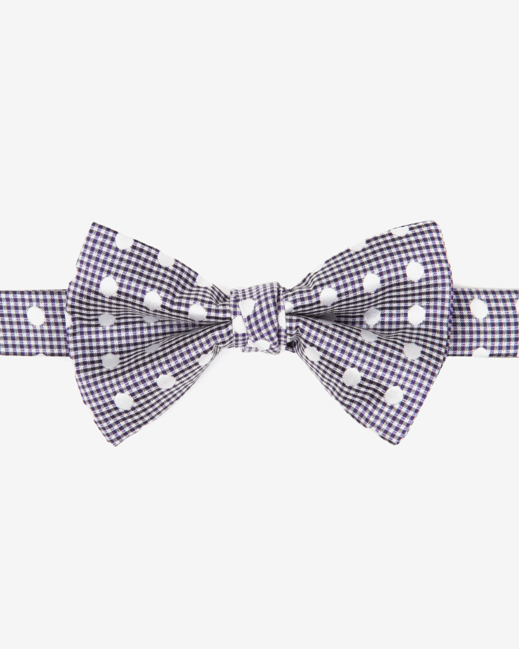 Ted Baker Spotted Print Bow Tie