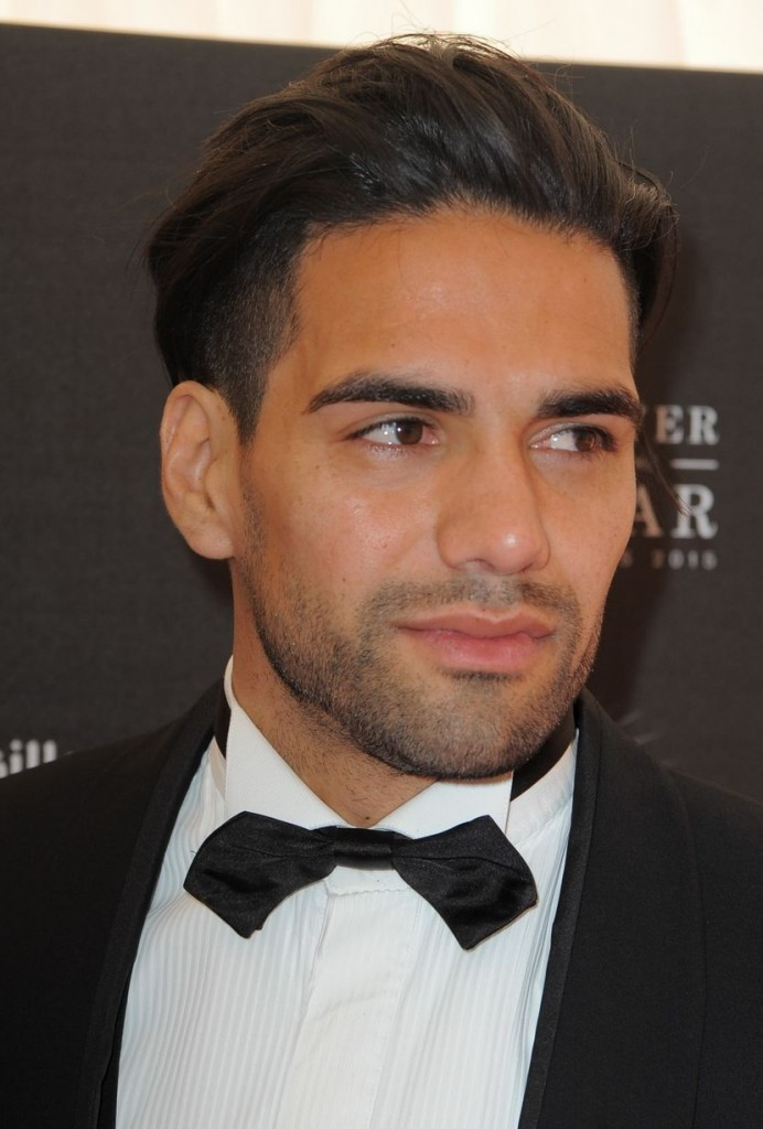 falcao looking fresh