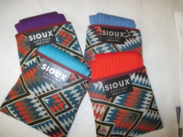 Sioux Couture - Pocket Packets