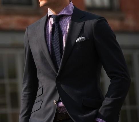 blazer outer pockets