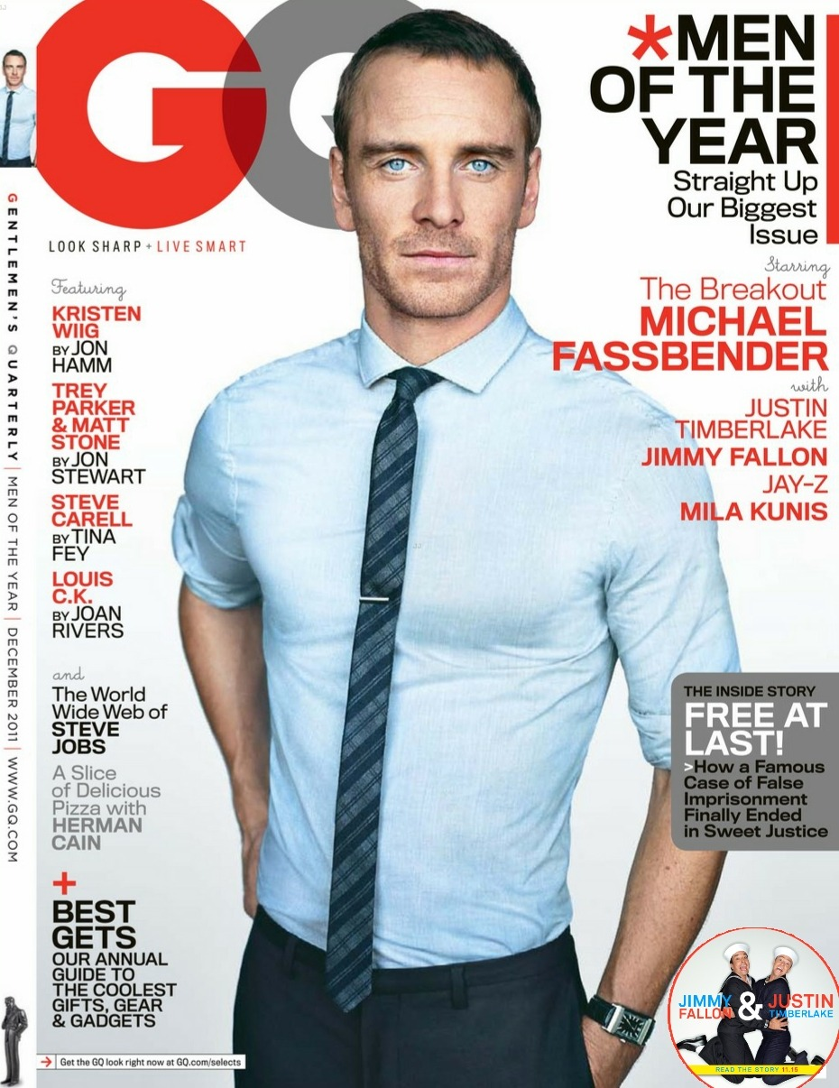 michael fassbender gq cover