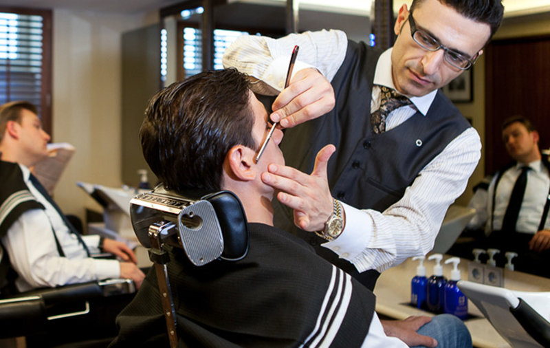 how to reinvent yourself barber