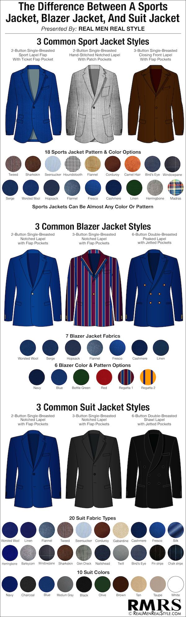 suit jacket blazers real men real style