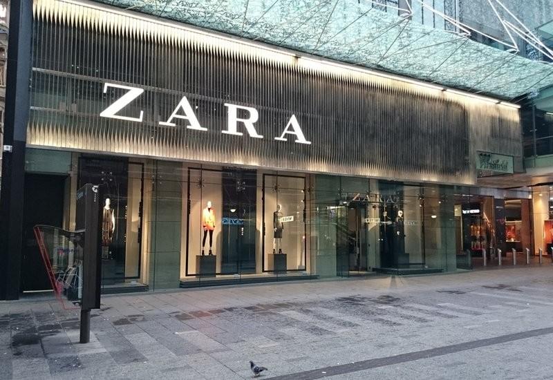 zara store - zara review menswear