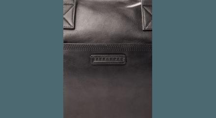 Alexandre Savile Row Alexandre Leather Holdall 3