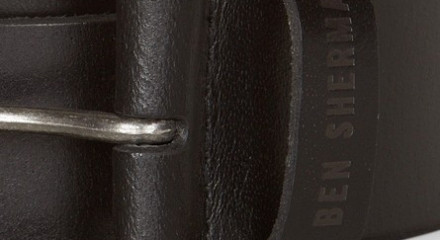 black denim belt 3