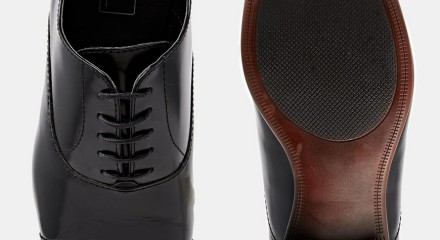 ASOS Oxford Shoes in Leather – Above The Ankles 3
