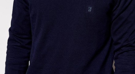 French Connection Cotton Crew Neck Knitted Jumper 3