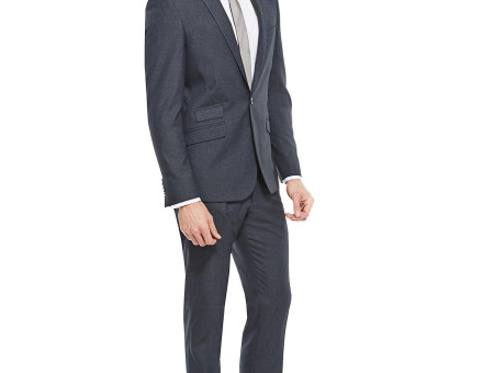 Blue Super Slim Fit Suit 2