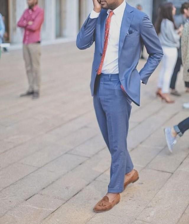 powder blue suit fcuk cover