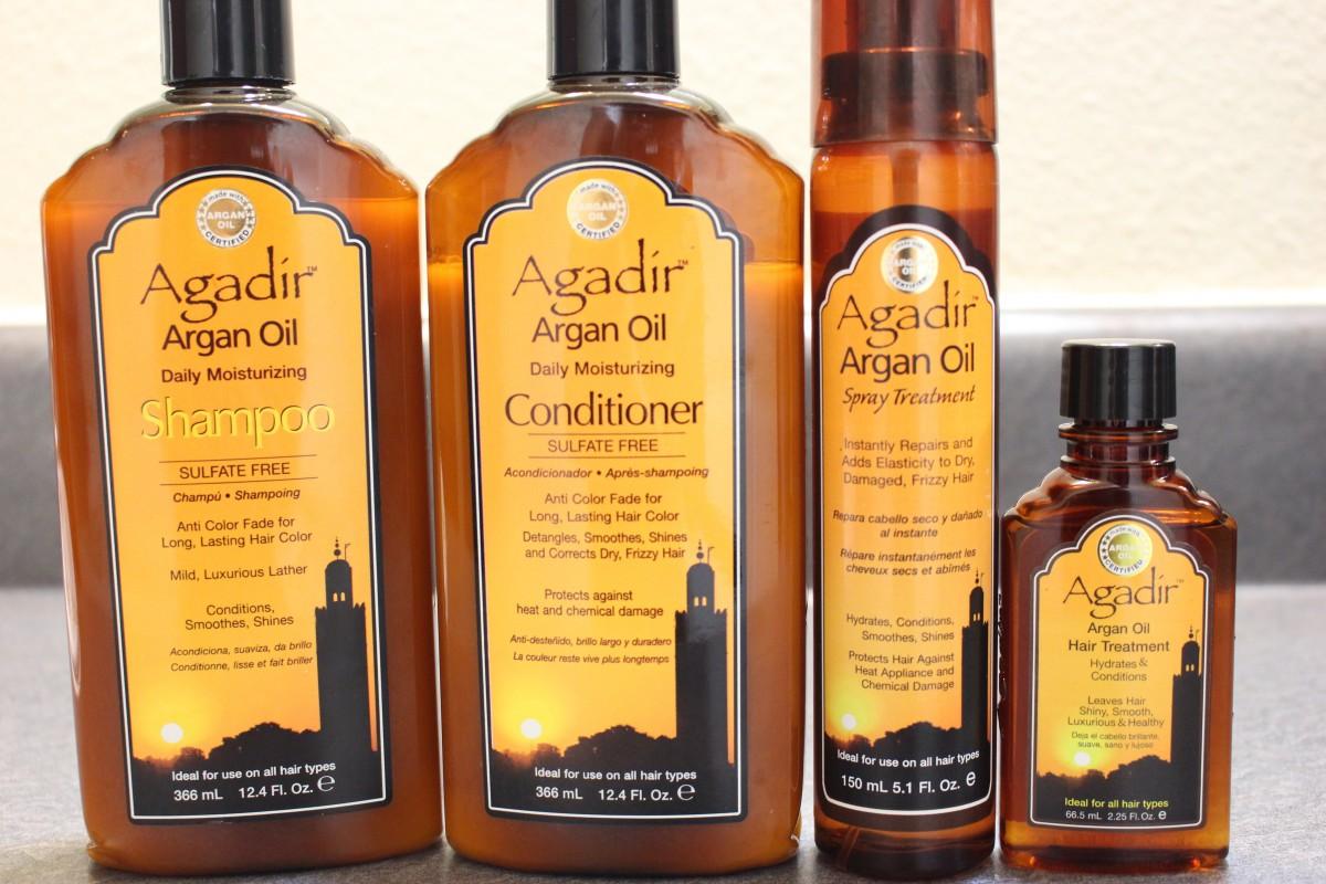argan oil set